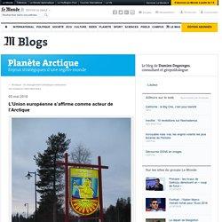 L'Union européenne s'affirme comme acteur de l'Arctique