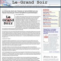 OSDH Fraude financée par l'UE