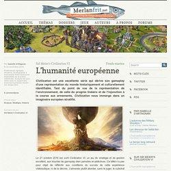 L'humanité européenne (Sid Meier's Civilization VI)