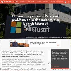 L'Union européenne et l'épineux problème de la dépendance aux logiciels Microsoft