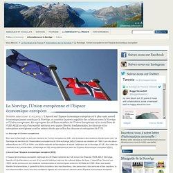 La Norvège, l'Union européenne et l'Espace économique européen