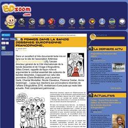 Les femmes dans la bande dessinée européenne francophone…