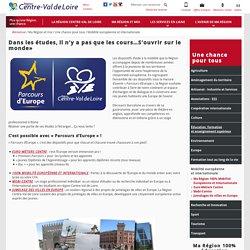 Mobilité européenne et internationale