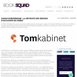 Union européenne : la revente des ebooks d'occasion en débat