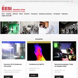 ÉESI // École européenne supérieure de l'image / European School of Visual Arts