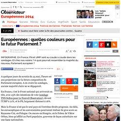 Européennes : quelles couleurs pour le futur Parlement ?