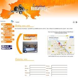 Européennes remorques