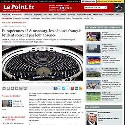 Européennes : à Strasbourg, les députés français brillent souvent par leur absence