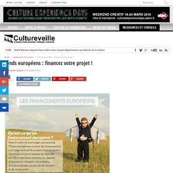Fonds européens : financez votre projet !