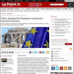 Grèce, pourquoi les Européens vont passer (encore) à la caisse