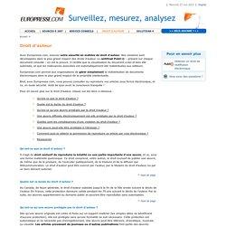 Europresse.com — extraire l'essentiel de l'information