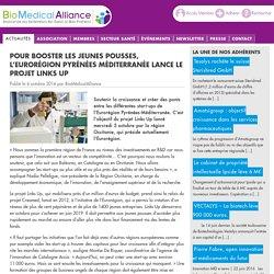 Pour booster les jeunes pousses, l'Eurorégion Pyrénées Méditerranée lance le projet Links Up