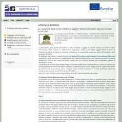 Eurydice Italia, sito ufficiale