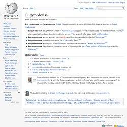 Eurymedousa - Wikipedia