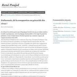 René Poujol : journaliste, citoyen et « catho en liberté