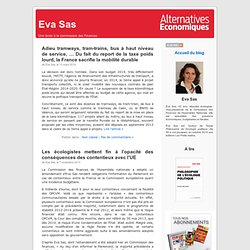 Eva Sas