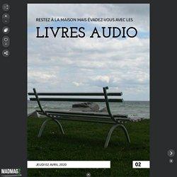 Évadez-vous avec un livre audio - 02