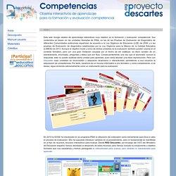 Proyecto Descartes - Formación y Evaluación Competencial