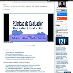 Rúbrica de Evaluación – Cómo Elaborarla con Efectividad