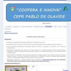 """Diana evaluacion - Olavide """"Coopera e Innova"""""""