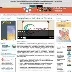 Instituto Nacional de Evaluación Educativa - INEE - Ministerio de Educación y Formación Profesional