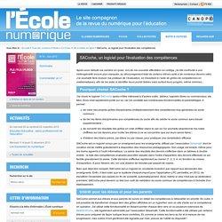 L'École numérique»SACoche, un logiciel pour l'évaluation des compétences