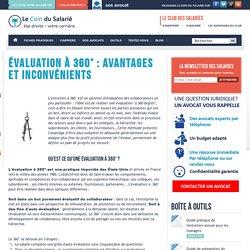 Evaluation à 360° : objectifs et déroulement