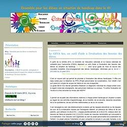 Le GEVA Sco, un outil d'aide à l'évaluation des besoins des élèves - Ensemble pour les élèves en situation de handicap