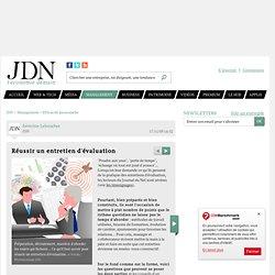 Réussir un entretien d'évaluation - Journal du Net Management