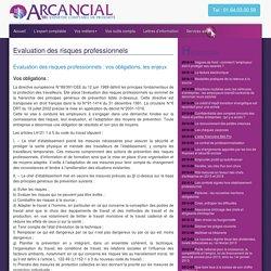 Evaluation des risques professionnels - cabinet comptable service expert comptable 77 rebais serris