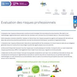 Evaluation des risques professionnels - CDG 51