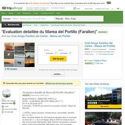 Evaluation detaillée du Marea del Portillo (Farallon) - Avis de voyageurs sur Club Amigo Farallon del Caribe - Marea del Portillo, Pilon - TripAdvisor