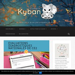 Evaluations diagnostiques nationales de CE2 - La tanière de Kyban