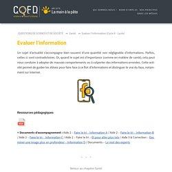 """Des ressources publiées par le site de """"La main à la pâte"""" sur le coronovirus : articles du Monde + décodeurs"""