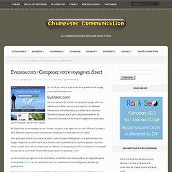 Evaneos.com : Composez votre voyage en direct