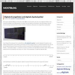 Digitale Evangelisten und digitale Apokalyptiker