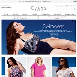 Evans Europe - Fashion