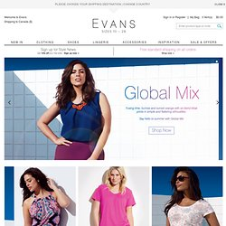 Evans US - Fashion