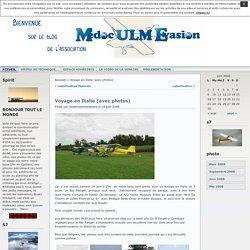 Médoc Ulm Evasion » Archives du Blog » Voyage en Italie (avec photos)