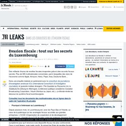 Evasion fiscale : tout sur les secrets du Luxembourg
