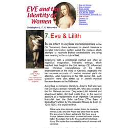 Eve and the Identity of Women