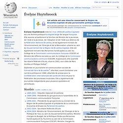 Évelyne Huytebroeck