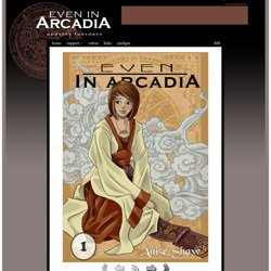 Even in Arcadia - Volume 1