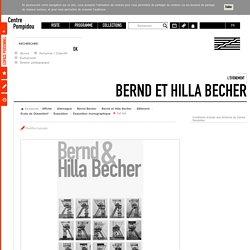 Bernd et Hilla Becher : photo documentaire, la nouvelle objectivité allemande