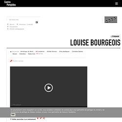 L'évènement Louise Bourgeois
