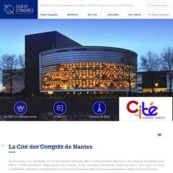 Votre événement au Centre des Congrès de Nantes