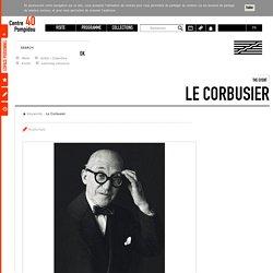 L'évènement Le Corbusier