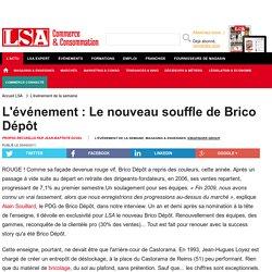L'événement : Le nouveau souffle de Brico...