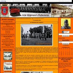 Un évènement bien singulier ! - Un régiment spinalien dans la Grande Guerre.