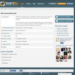 Création start-up cherche associé - Site évenementiel social - Aquitaine
